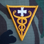 Patch, 3rd Medical Command, Color