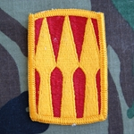 Patch, 3rd Support Brigade, Color