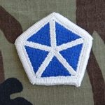 Patch, 5th Corps, Color