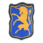 Patch, 6th Armored Cavalry, Color