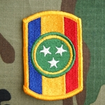 Patch, 30th Armor Brigade, ANGTN, Color