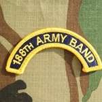 Tab, 188th Army Band, Color