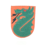 Patch, 5th Signal Command, Color