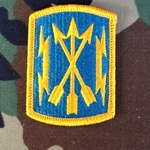 Patch, 101st Airborne Division Without Tab, Color