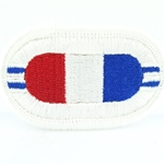 502nd Infantry Regiment, Oval