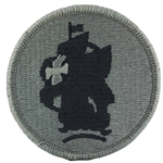 Patch, 1889th Support Group, ACU with Velcro®