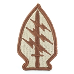 Patch, 11th Air Defense Artillery Brigade, Color