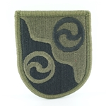 Patch, 3rd Transportation Command, Color