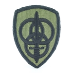 Patch, 3rd Personnel Command, Color