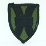 Patch, 10th Sustainment Brigade, Color