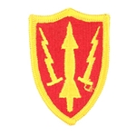 Patch, 38th Air Defense Artillery Brigade, Color