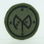 Patch, 27th Infantry Brigade Combat Team, Color