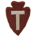 Patch, 36th Infantry Division, Color