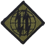 Patch, 1st Signal Brigade, Color