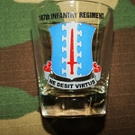 327th Airborne Infantry Regiment, DUI