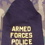 Brassards, Armed Forces Police