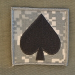 Helmet Patch, 506th Infantry Regiment, Type 2