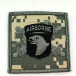 Patch, 128th Aviation Brigade Color