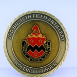 Challenge Coin, 2nd Armored Cavalry Regiment
