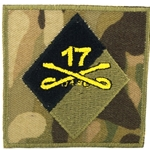 Helmet Patch, 101st Aviation Brigade, ACU, Type 3