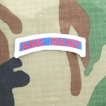Patch, Army Materiel Command Band Tab Color