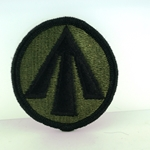Patch, Military Surface Deployment, MultiCam® with Velcro®