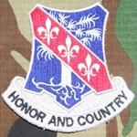Patch, Reunion, 327th Infantry HONOR AND COUNTRY