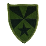 Patch, 7th Army Field Support Command, Color
