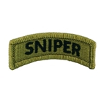 Patch, Sniper Tab, ACU with Velcro®