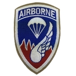 Patch, 13th Airborne Division, Color, Reunion