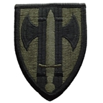 Patch, 18th Military Police Brigade, Color