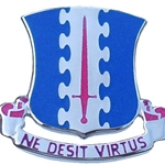 187th Airborne Infantry Regiment, DUI