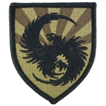 Patch, 1st Armored Division, Color