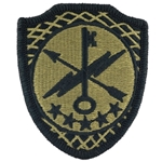 Patch, NATO Training Mission-Afghanistan, MultiCam® with Velcro®