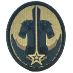 Patch, 103rd Sustainment Command, MultiCam® with Velcro®