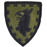 Patch, 15th Military Police Brigade, Color