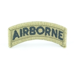 Patch, Airborne Tab, MultiCam® with Velcro®