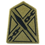 Patch, Virgin Islands Army National Guard, MultiCam® with Velcro®