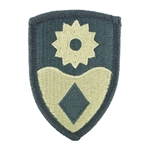Patch, 49th Military Police Brigade, MultiCam® with Velcro®