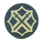 Patch, 142nd Battlefield Surveillance Brigade, MultiCam® with Velcro®