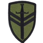 Patch, 2nd Support Command, Color