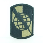Patch, 359th Signal Brigade, MultiCam® with Velcro®