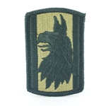 Patch, 470th Military Intelligence Brigade MultiCam® Velcro®