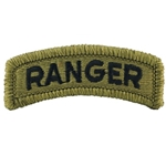 Patch, Ranger Tab, MultiCam® with Velcro®