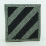 Patch, 3rd Infantry Division ACU with Velcro®