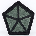 Patch, 5th Corps ACU with Velcro®