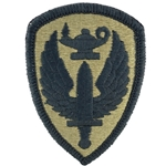 Patch, 505th Signal Brigade Color