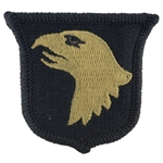 Patch, 101st Airborne Division Without Tab, MultiCam® with Velcro®