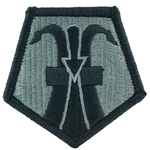 Patch, 8th Medical Brigade, MultiCam® with Velcro®