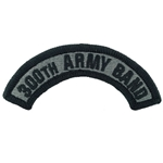 Patch, 300th Army Band Tab Color
